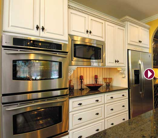 Wood Kitchen Cabinet Doors Styles Door Types Kitchen Cabinetry Styles