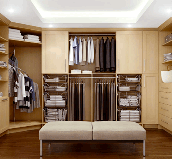 Walk In Closet Systems For Every Taste