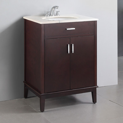 Distinctive cabinetry high end bathroom vanities for High end vanities
