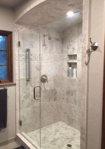 Bathroom Remodel With Walk In Shower bathroom remodeling: replace a tub with a walk-in shower?