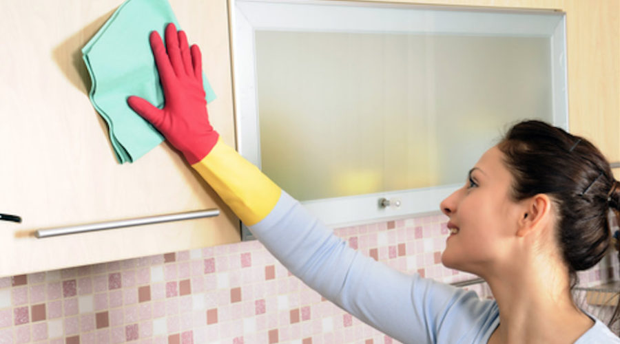 How to Properly Clean and Care for Kitchen Cabinets