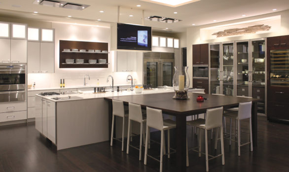 White kitchen cabinets-Walnut Creek