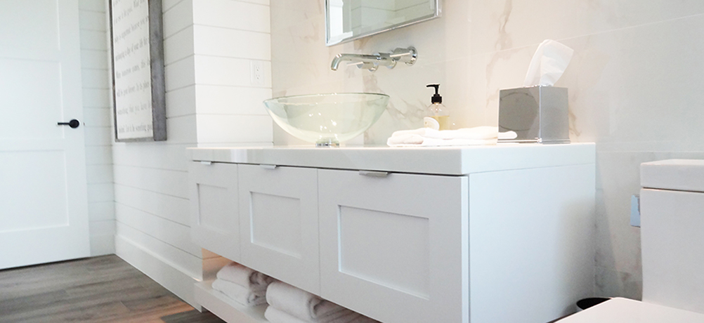 Choosing the Right Bath Vanity for your Bathroom Remodel