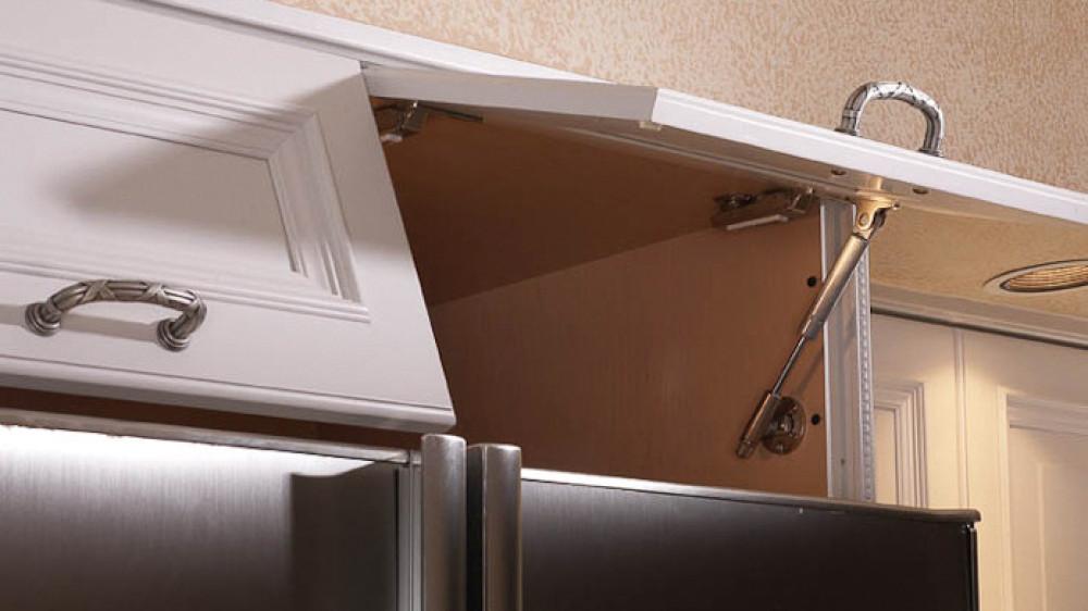 Flip Door Cabinets