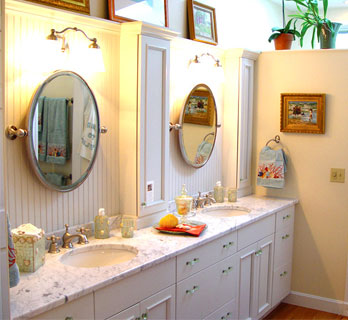 Bathroom Vanities Featuring Andover Cabinet Door Style. Bathroom Vanities  San Francisco