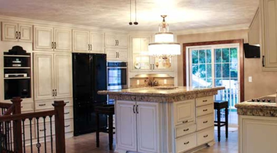 MAKING ROOM – Remodeling to Maximize Cabinet Space in Your Kitchen
