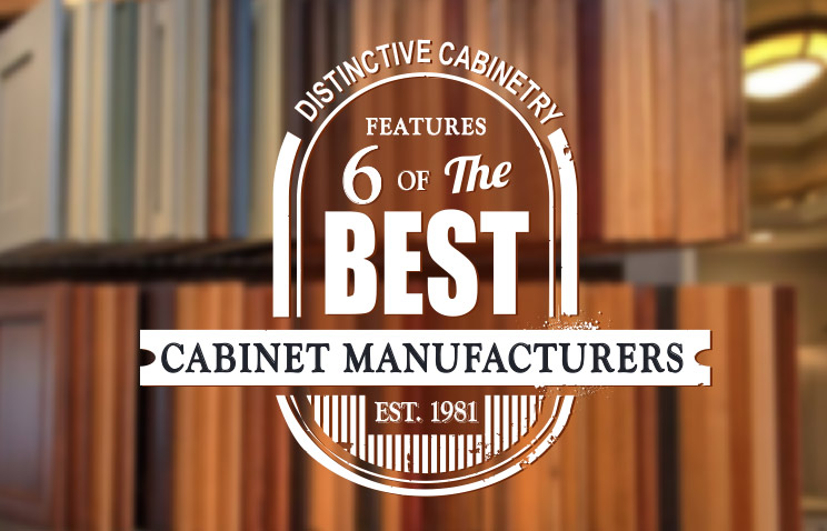 Best Kitchen Cabinet Manufacturers
