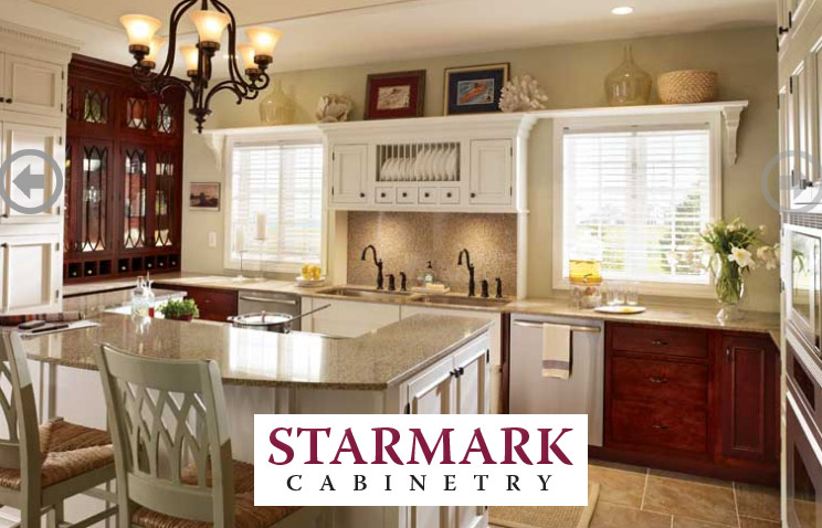 Starmark Cabinetry Walnut Creek Showroom .