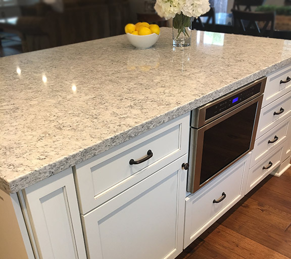 Distinctive Cabinetry What S The Right Kitchen Countertop For My Home