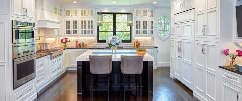 5 Benefits of a Kitchen Island