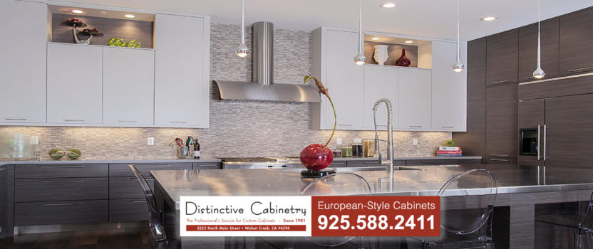 A Look at European-Style Kitchen Cabinets