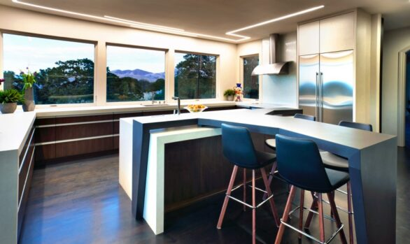 Contemporary Kitchen Design ~ Plato Woodwork